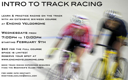 Intro To Track Racing 2011