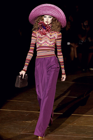 Marc Jacobs purple pants