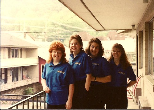 Gatlinburg, 1989