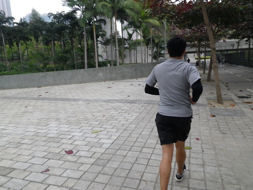 20110111 8km Road Run