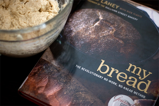 making artisan bread
