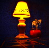 Elephant Light (Rusty Russ) Tags: africa blue red arizona white elephant color green eye art toxic kitchen lamp up animal composite photoshop magazine t table landscape creativity yahoo blog google shiny warm flickr image antique air small fine creative grow nuclear commons manipulation blogs national montage future saturation getty colourful newsroom hue flic tame extinct android geographic babar bing wiki facebook miniture wikimedia openuniversity stumbleupon daum worldskills loight velt reddit twitter flickriver pixelpeeper flickrhivemind pinterest alpilo