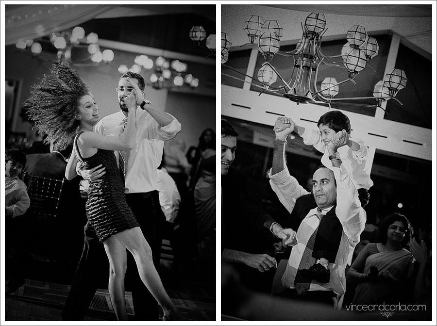 black and white dance fun 2