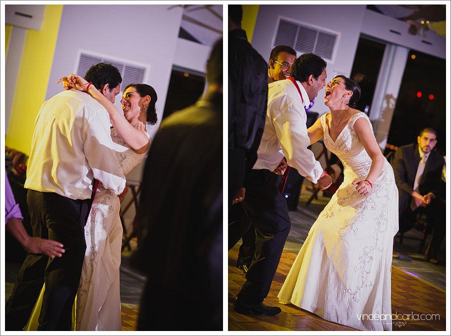 waah dance wedding