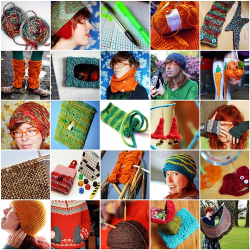 Knitting designs 2010!
