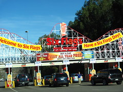 Six Flags Magic Mountain 003