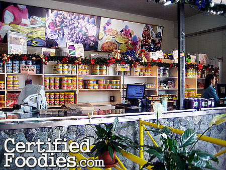 Counters at the Good Shepherd Convent where you can buy your pasalubongs - CertifiedFoodies.com