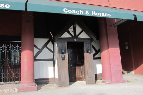 Coach & Horses: CLOSED
