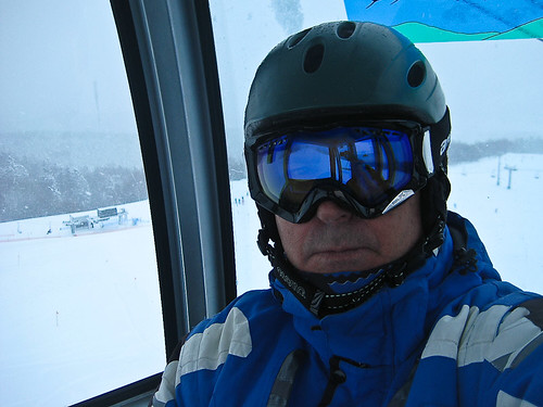 Me in the Gondola