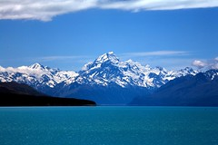 Mt Cook, NZ (C) 2010