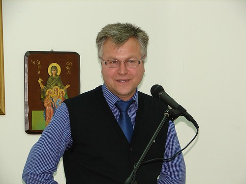 Ο αντιδήμαρχος Έργων του δήμου Κιλκίς κ. Δημήτρης Τσαντάκης
