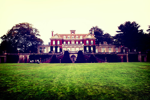 Old Westbury Gardens - Mansion