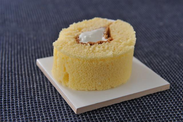 20110117 ロールケーキ