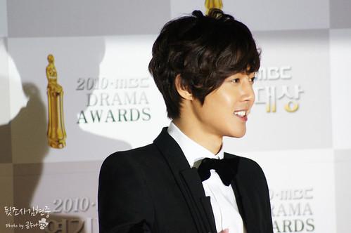 Kim Hyun Joong MBC Drama Award [30.12.10]