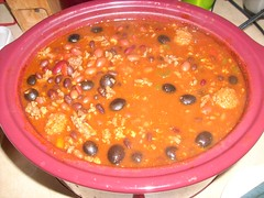 Tuesday snow day Chili