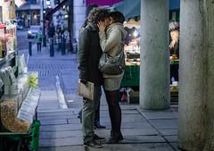 for the love of art (jonron239) Tags: boy london art love girl bag book evening hoodie kiss tate jacket passion coventgarden littleboots shortskirt tiptoes
