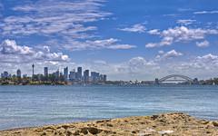 Sydney from Nielsen Park