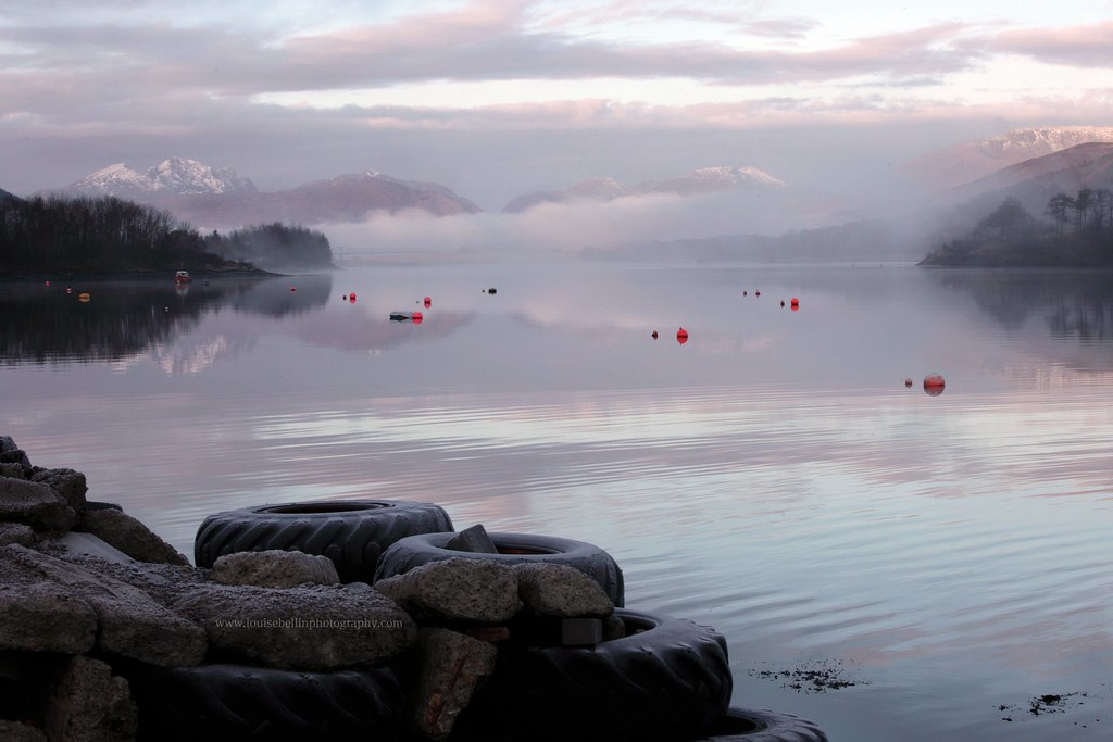 Loch Leven, Scottish Highlands [Explored]