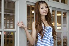 [フリー画像] 人物, 女性, アジア女性, 台湾人, 201105092100