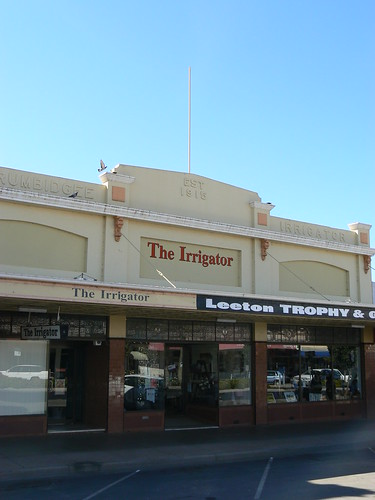 The Irrigator, Leeton