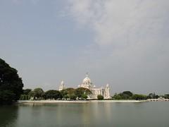 Victoria Memorial - Kolkata (Rajesh_India) Tags: india kolkata calcutta victoriamemorial victoriamemorialhall
