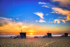 We should be in the beach today... (California CPA) Tags: life california sunset usa beach colors 35mm space tag ships tags pop aliens have guards sequence hermosa landed hdr tagzzzz