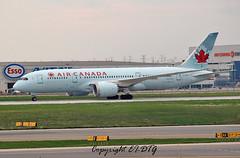Boeing 787-8 (Dreamliner) C-FPQB Air Canada (EI-DTG) Tags: planespotting aircraftspotting toronto yyz 22sep2016 torontopearsoninternationalairport aircanada boeing ontario b787 boeing787 dreamliner cfhpy