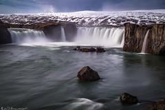 Goafoss (Bill Bowman) Tags: goafoss skjlfandafljt waterfall iceland sland