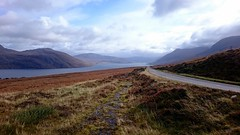2016-09-29 12.25.46 (urbannivag) Tags: northcoast500 scotland adv triumph speedtriple motoguzzi v7 motorbikes adventure touring
