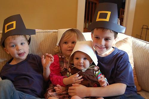 little pilgrims
