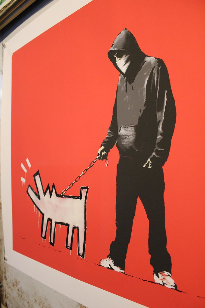 Marks & Stencils feat. Banksy