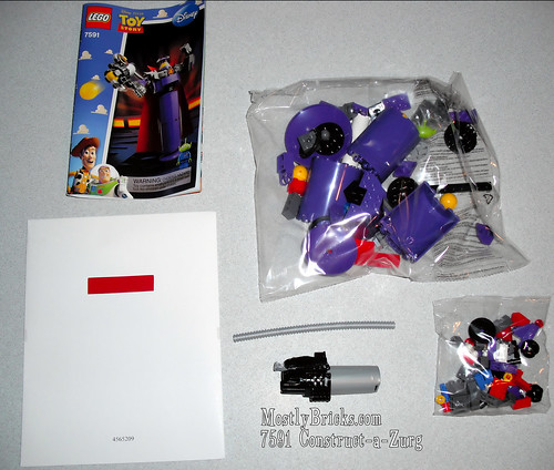 LEGO-7591-Zurg-Bagged-Parts