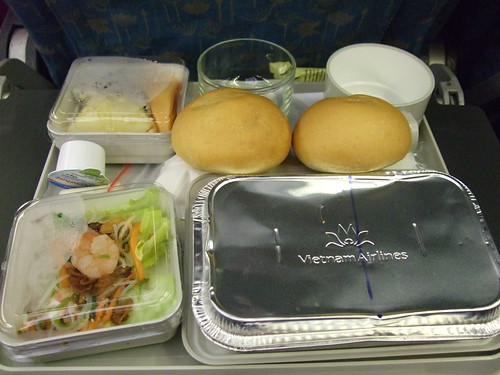 VN飛機餐