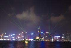Symphony of Lights lasershow
