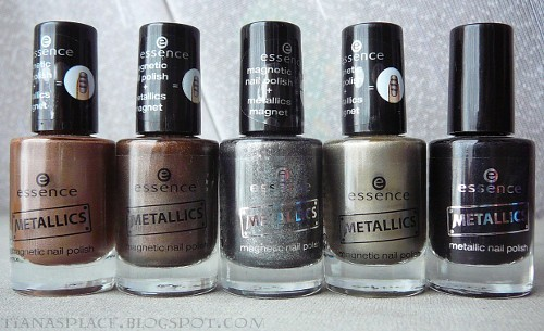 Essence - Metallics collection #1