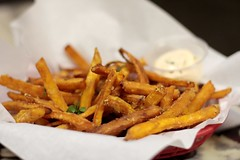Billies - sweet potato fries