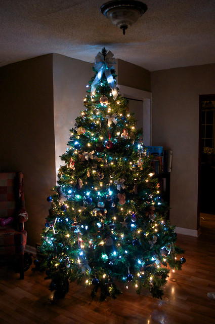 Christmas Tree, 2010