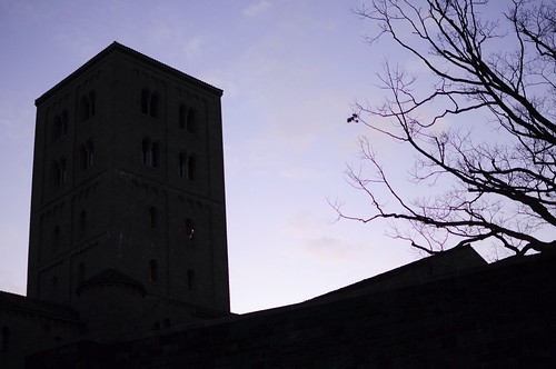 The Cloisters at Sunset 3