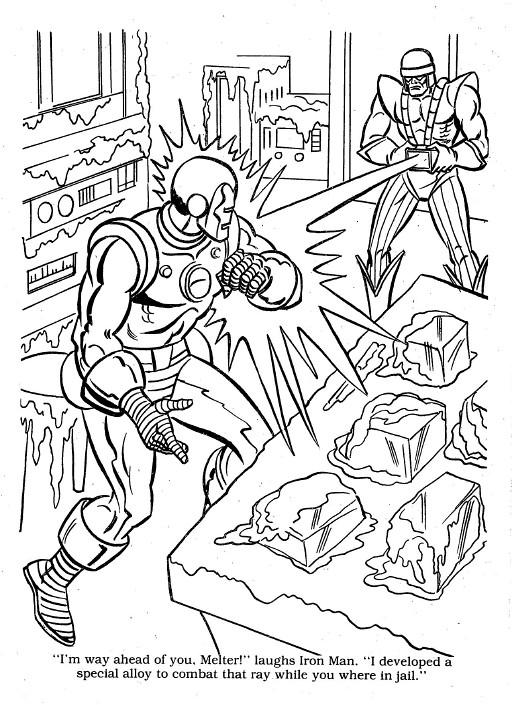 Jon S Random Acts Of Geekery Cbt Marvel Super Heroes