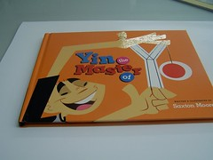 """Yin the Master of Yo"" books are HERE!"
