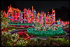 """It's a Small World"" Holiday [Explore] (Silver1SWA (Ryan Pastorino)) Tags: christmas holiday canon lights disneyland sigma disney walt hdr itsasmallworld sigma1020 40d"