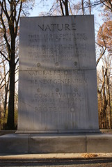 Theodore Roosevelt Island and Memorial (brooksba) Tags: washingtondc theodorerooseveltisland theodorerooseveltmemorial