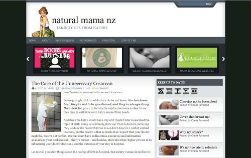 Natural Mama NZ