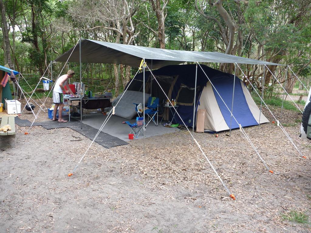 Coleman Instant Tent Page 2 Patrol 4x4 Nissan Patrol