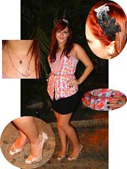 Jessica Moran - Mucuripe Club Inauguração VIP Alfândega Carioca 01/12/10