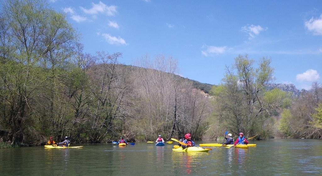 Descenso del Río Arakil en kayak 034