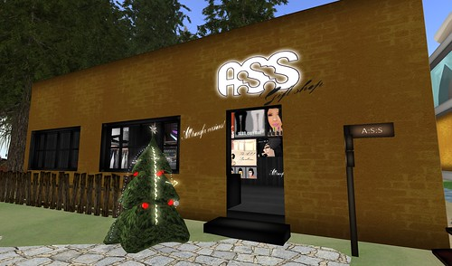 A:S:S Gift shop