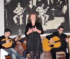 Portuguese Fado music at Luso Cafe in Lisbon #4 by RennyBA
