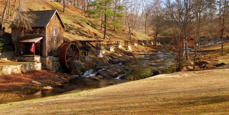 Sixes grist mill