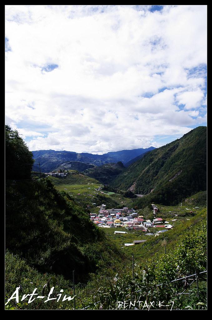 福壽山・梨山賞楓散心之旅